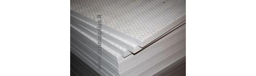 Kalcio silikato plokštes židinio konstruktivui